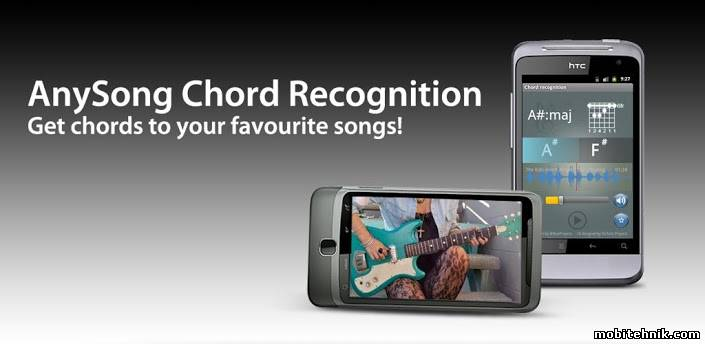 AnySong Chord Recognition
