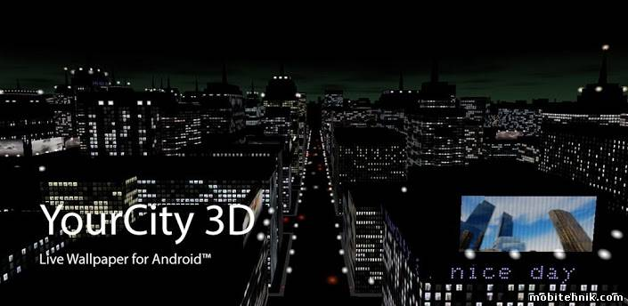 YourCity 3D